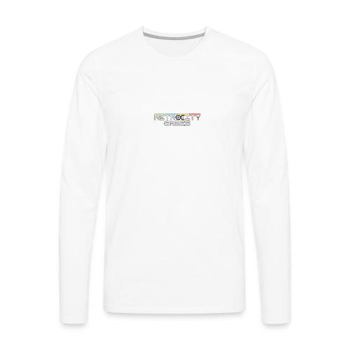 tasse officielle - T-shirt manches longues Premium Homme