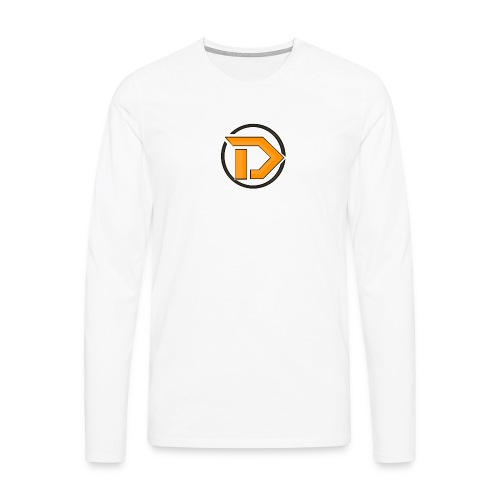 New Logo - Men's Premium Longsleeve Shirt