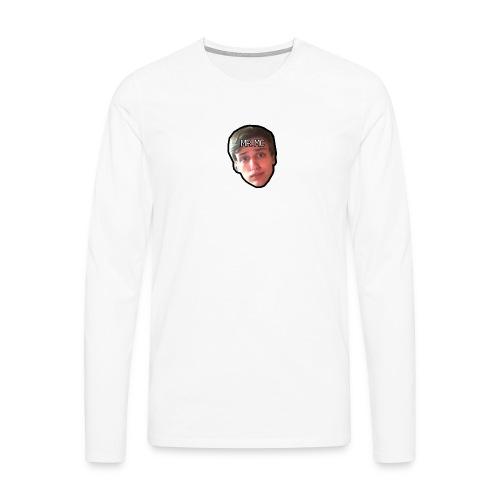 MR. MC - Herre premium T-shirt med lange ærmer