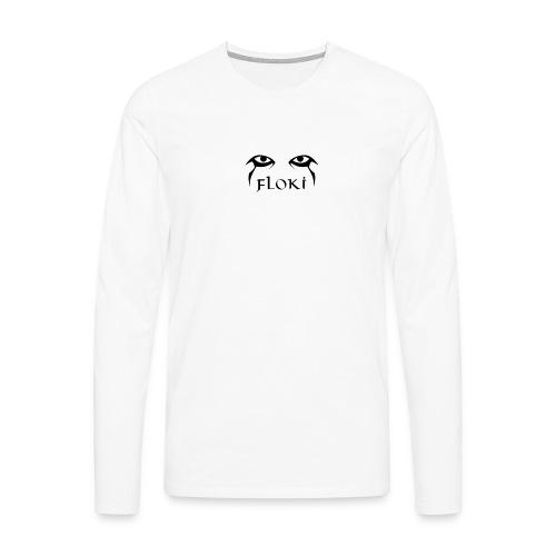 Floki HD - Camiseta de manga larga premium hombre