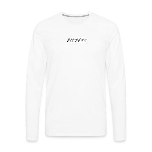 Racing - Långärmad premium-T-shirt herr