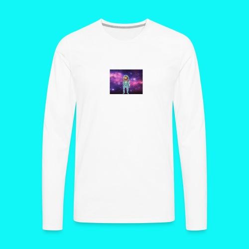 sloth - Men's Premium Longsleeve Shirt