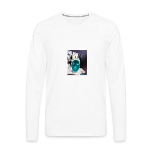 Fletch wild - Men's Premium Longsleeve Shirt
