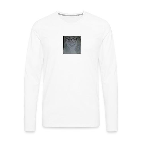 Loletta Five Channel - Maglietta Premium a manica lunga da uomo