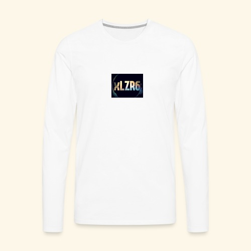 received 2208444939380638 - T-shirt manches longues Premium Homme