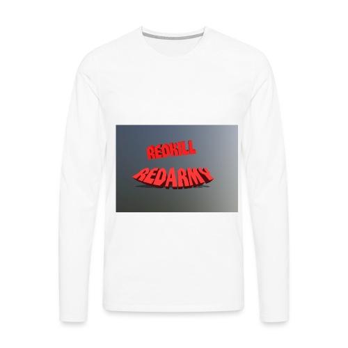 Unbenannt 1 png - Männer Premium Langarmshirt
