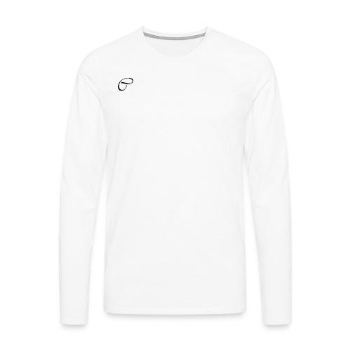 C-Ceaseless sign - Men's Premium Longsleeve Shirt