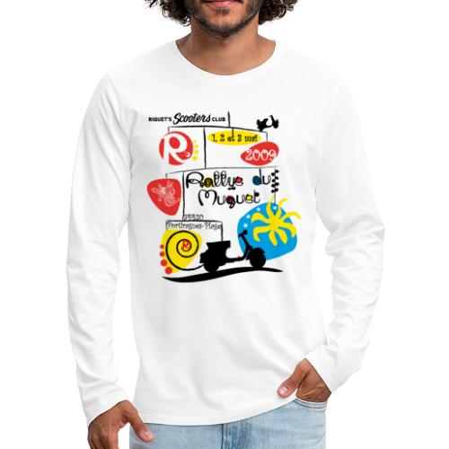 Rallye du Muguet 2009 - T-shirt manches longues Premium Homme