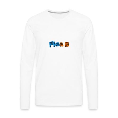 Flea_BMerchClear - Men's Premium Longsleeve Shirt
