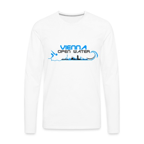 Logo VOW fb png - Männer Premium Langarmshirt