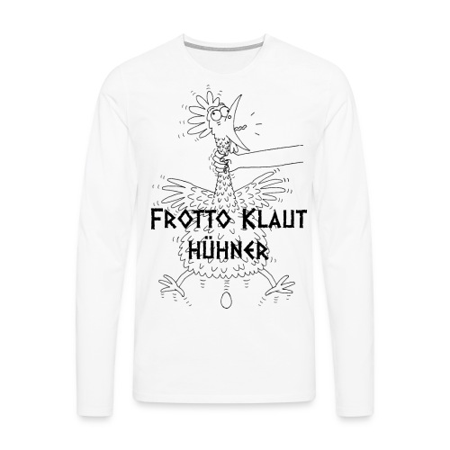 Frotto - Männer Premium Langarmshirt