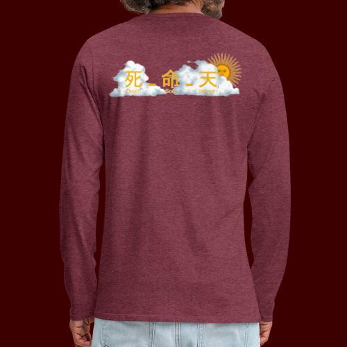 D S H - T-shirt manches longues Premium Homme