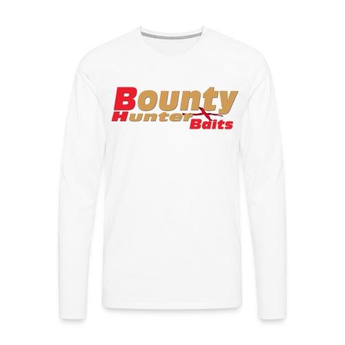 logocasquette bhb png - T-shirt manches longues Premium Homme