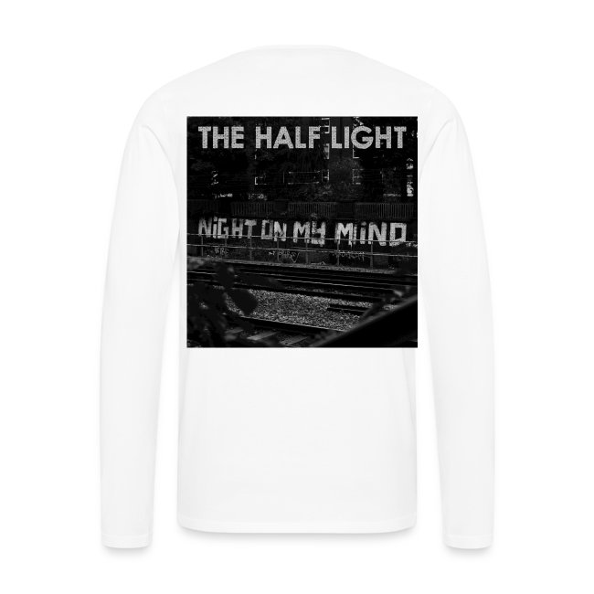 The Half Light Logo bw