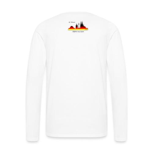 skilehrer aus aspen - Männer Premium Langarmshirt