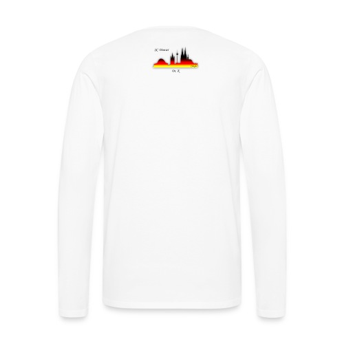 dr k - Männer Premium Langarmshirt