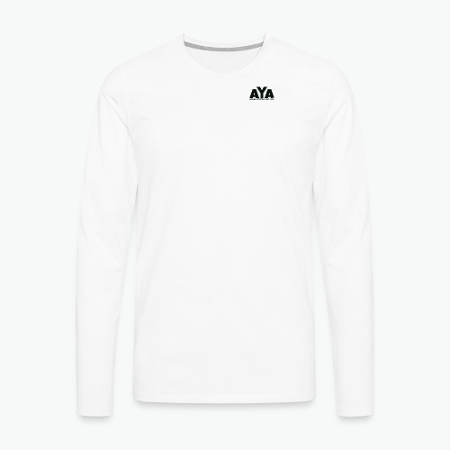aya - Männer Premium Langarmshirt