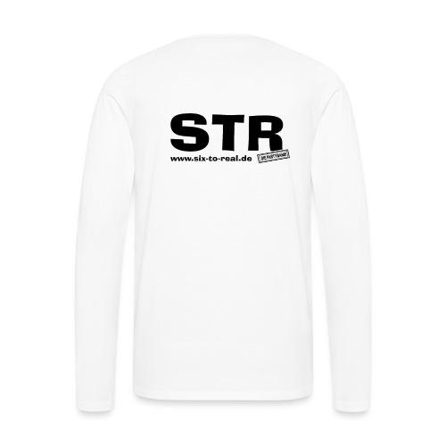STR - Basics - Männer Premium Langarmshirt