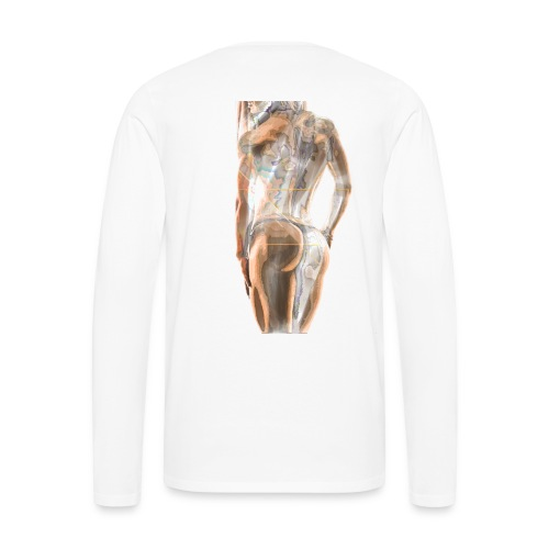 best booty - T-shirt manches longues Premium Homme