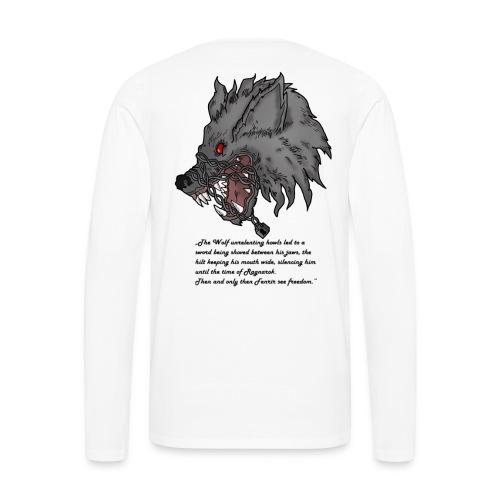 Fenrir - Männer Premium Langarmshirt