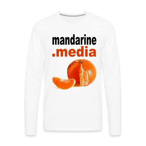 logo_A3 - T-shirt manches longues Premium Homme
