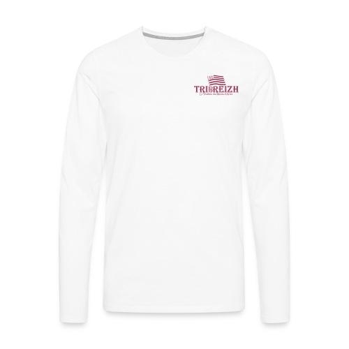 logo Tribreizh - T-shirt manches longues Premium Homme
