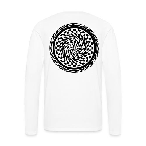 skacore - Männer Premium Langarmshirt