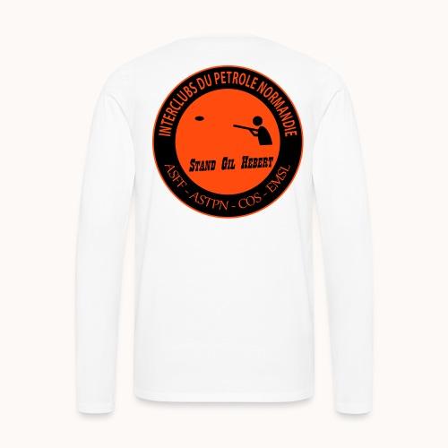 Logo Interclubs - T-shirt manches longues Premium Homme