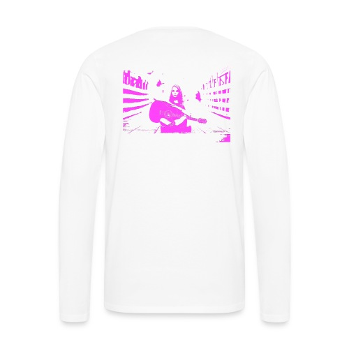 Woman by LSDV - T-shirt manches longues Premium Homme