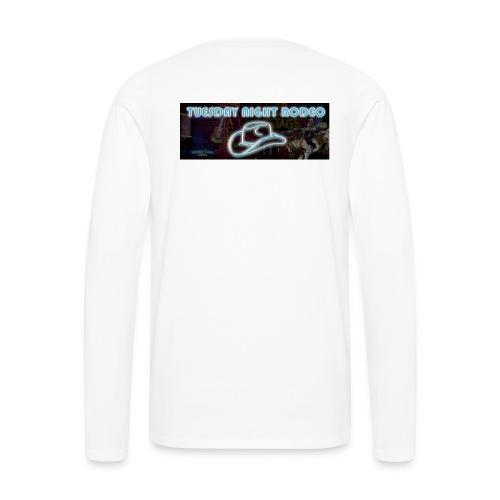 FB Banner TNR - Men's Premium Longsleeve Shirt