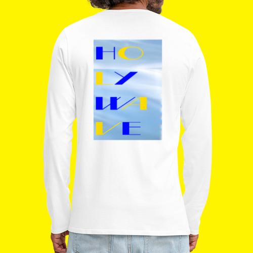 Holy Wave - Men's Premium Longsleeve Shirt
