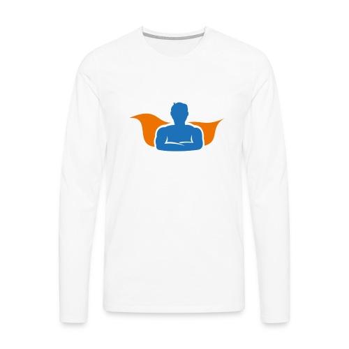 Super Affiliate Network_r - Männer Premium Langarmshirt
