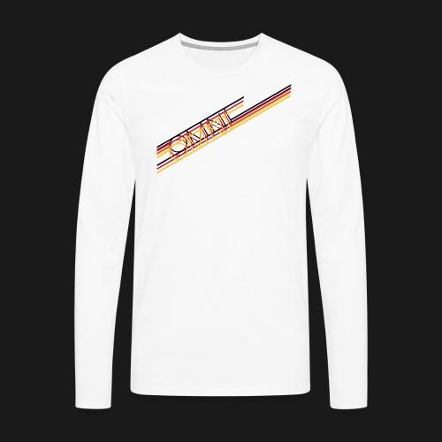 Heimspiel Trikot - Männer Premium Langarmshirt