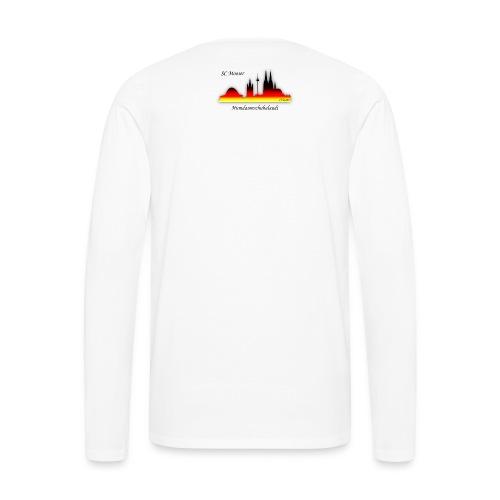 Humdaumundso png - Männer Premium Langarmshirt