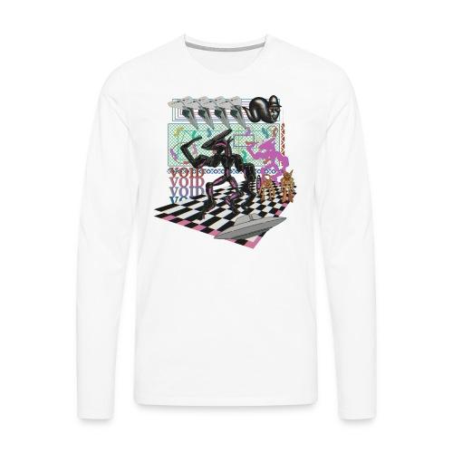 SOOPERVOID - Men's Premium Longsleeve Shirt