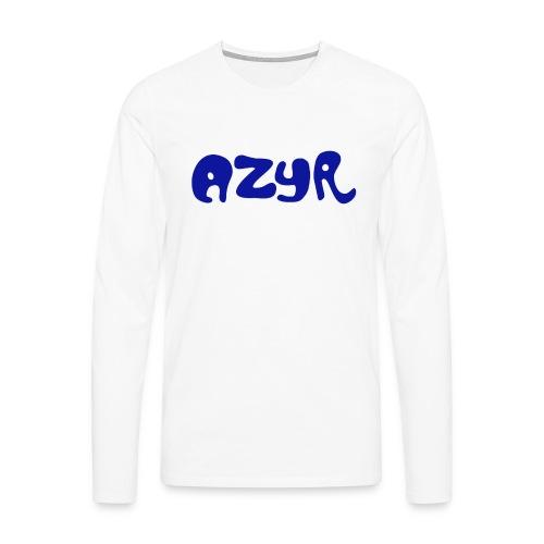 azyr4 png - Men's Premium Longsleeve Shirt