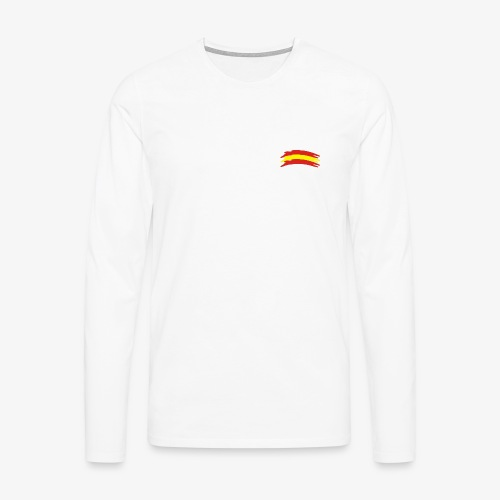 escudos bripac - Camiseta de manga larga premium hombre