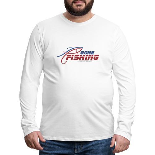 GONE-FISHING (2022) DEEPSEA/LAKE BOAT COLLECTION - Men's Premium Longsleeve Shirt