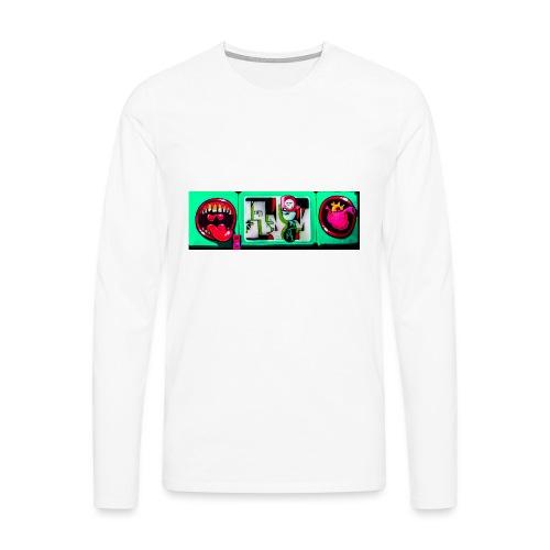 Toxin Rogue - Herre premium T-shirt med lange ærmer