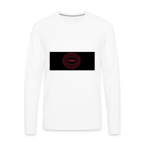 HHHHH - Herre premium T-shirt med lange ærmer