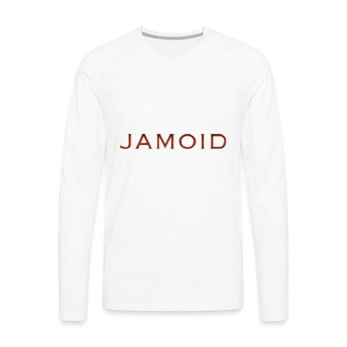JAMOID Royalty Edition - Men's Premium Longsleeve Shirt