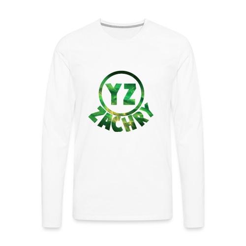 ifoon 5 YZ-Hoesje - Mannen Premium shirt met lange mouwen