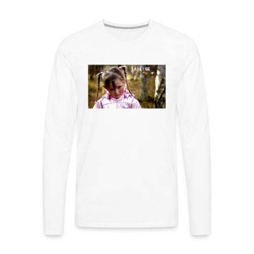 Lille Lise Picture - Men's Premium Longsleeve Shirt