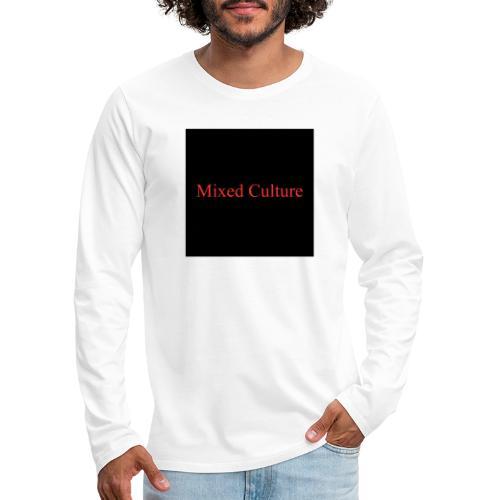 Mixed Culture - Männer Premium Langarmshirt