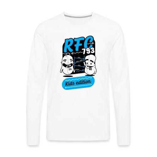 RFC 793 Kids Edition - Men's Premium Longsleeve Shirt