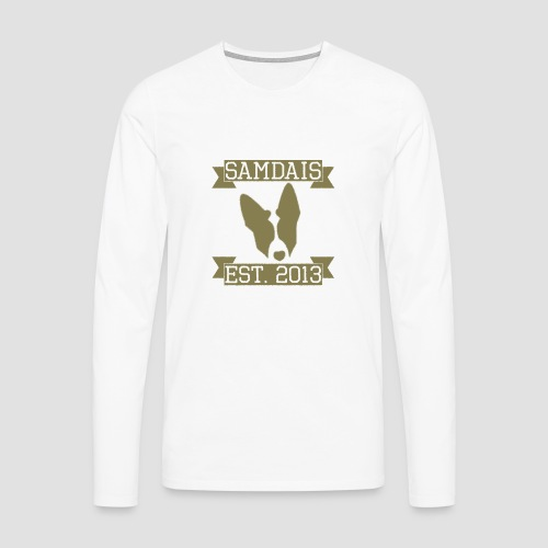 2013 Worn - Men's Premium Longsleeve Shirt