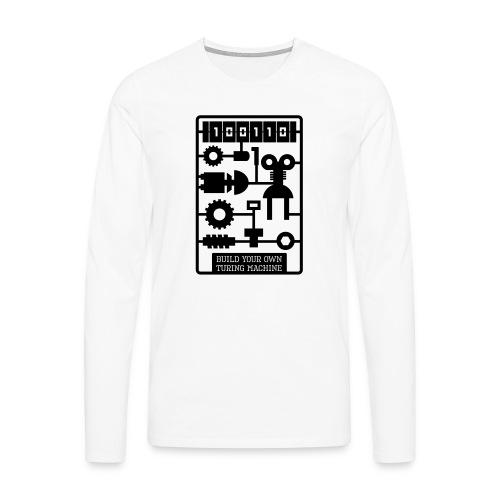 DIY Turing Machine - Men's Premium Longsleeve Shirt