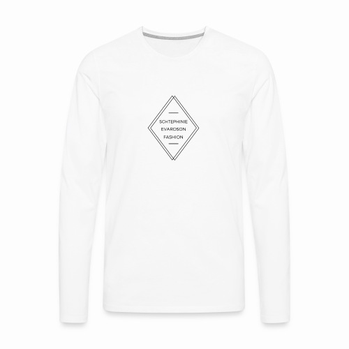 Schtephinie Evardson Fashion Range - Men's Premium Longsleeve Shirt
