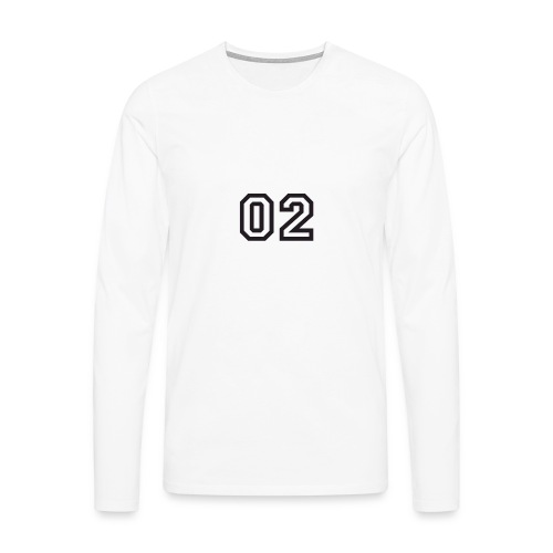 Praterhood Sportbekleidung - Männer Premium Langarmshirt