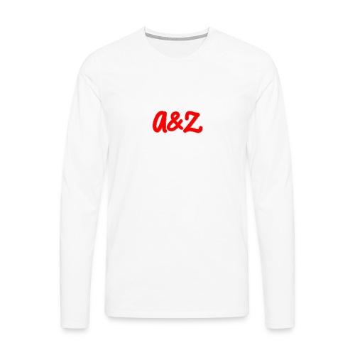 Ei and zi - Camiseta de manga larga premium hombre